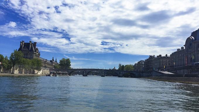 Retour en images sur l'escapade parisienne des aînés