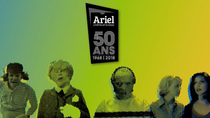 1968-2018 : l'Ariel fête ses 50 ans !