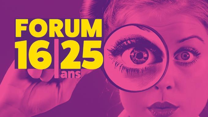 Forum 16/25 ans